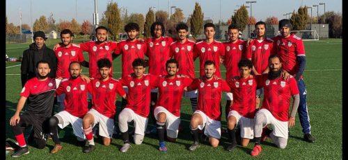 نادي يمن يونايتد بولاية كالفورنيا ، ينظم المعسكر التدريبي استعدادا للمشاركة في الدوري الأمريكي